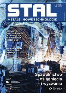 STAL Metale & Nowe Technologie wydanie nr 7-8/2017