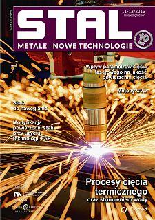 STAL Metale & Nowe Technologie wydanie nr 11-12/2016