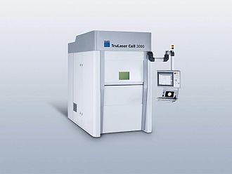 Wycinarka laserowa 2D TruLaser 5030 fiber o mocy 8 kW