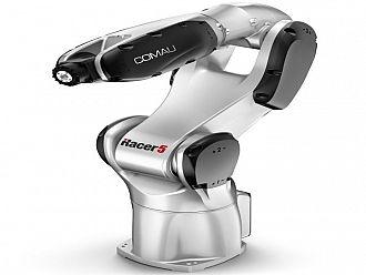 Dwa nowe roboty Comau: RACER5-0.63 I RACER5-0.80