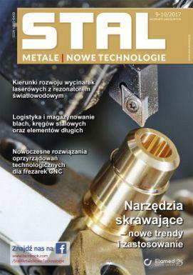 STAL Metale & Nowe Technologie wydanie nr 9-10/2017