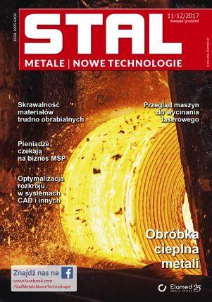 STAL Metale & Nowe Technologie wydanie nr 11-12/2017