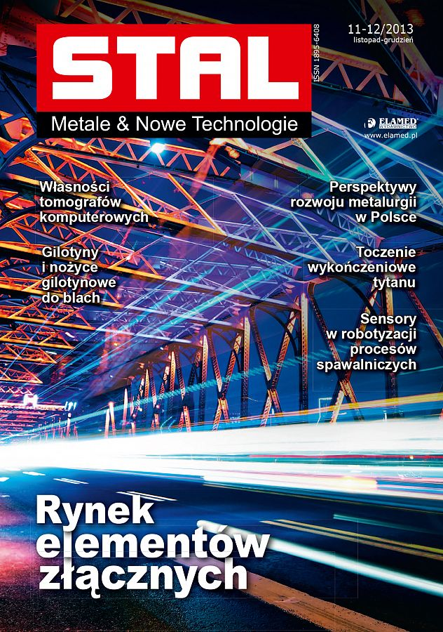 STAL Metale & Nowe Technologie wydanie nr 11-12/2013
