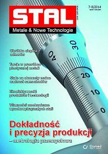 STAL Metale & Nowe Technologie wydanie nr 7-8/2014