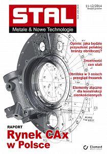 STAL Metale & Nowe Technologie wydanie nr 11-12/2014