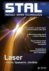 STAL Metale & Nowe Technologie wydanie nr 1-2/2015