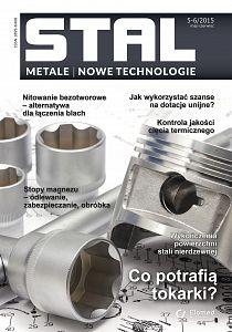 STAL Metale & Nowe Technologie wydanie nr 5-6/2015
