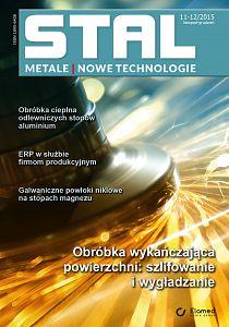 STAL Metale & Nowe Technologie wydanie nr 11-12/2015