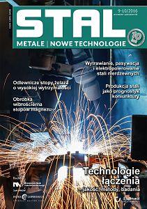 STAL Metale & Nowe Technologie wydanie nr 9-10/2016