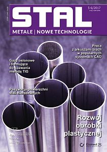 STAL Metale & Nowe Technologie wydanie nr 5-6/2017