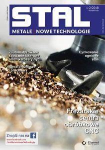 STAL Metale & Nowe Technologie wydanie nr 1-2/2018