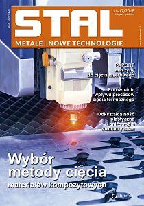 STAL Metale & Nowe Technologie wydanie nr 11-12/2018