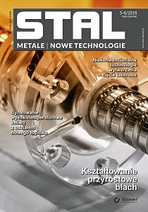 STAL Metale & Nowe Technologie wydanie nr 5-6/2019