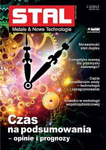 STAL Metale & Nowe Technologie wydanie nr 1-2/2013