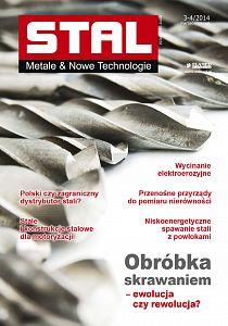 STAL Metale & Nowe Technologie wydanie nr 3-4/2014