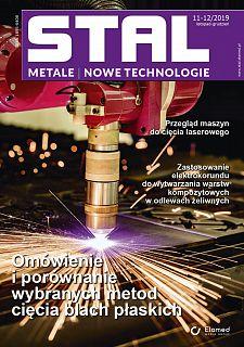 STAL Metale & Nowe Technologie wydanie nr 11-12/2019