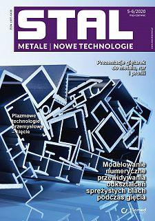 STAL Metale & Nowe Technologie wydanie nr 5-6/2020