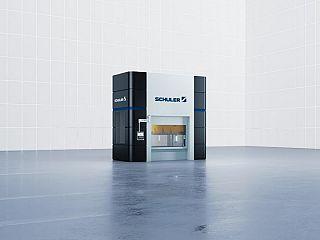 Nowa serwoprasa MSP400 firmy Schuler
