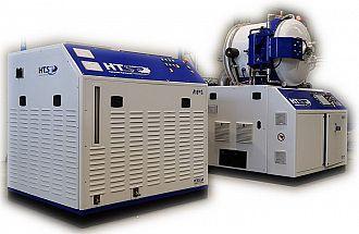 Kompaktowy piec próżniowy HT-S1