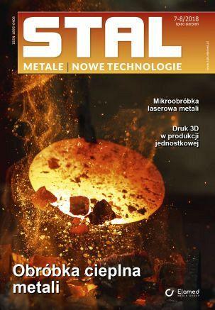 STAL Metale & Nowe Technologie wydanie nr 7-8/2018