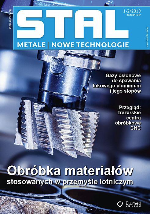 STAL Metale & Nowe Technologie wydanie nr 1-2/2019