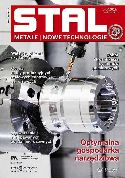 STAL Metale & Nowe Technologie wydanie nr 5-6/2016