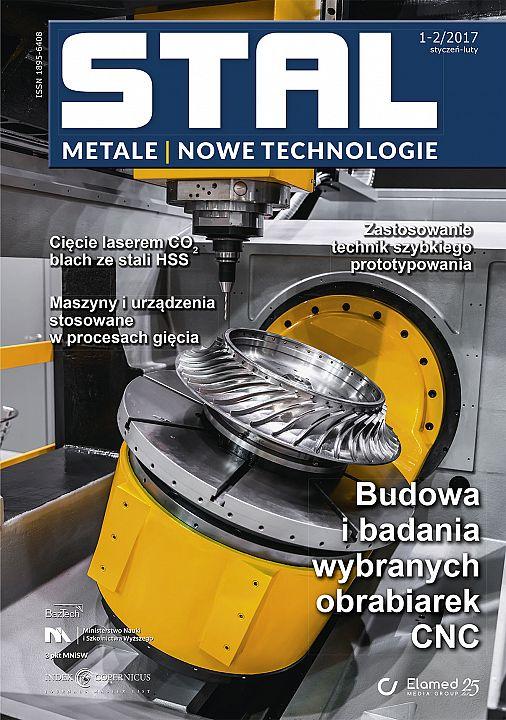 STAL Metale & Nowe Technologie wydanie nr 1-2/2017