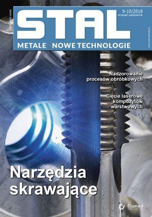 STAL Metale & Nowe Technologie wydanie nr 9-10/2018