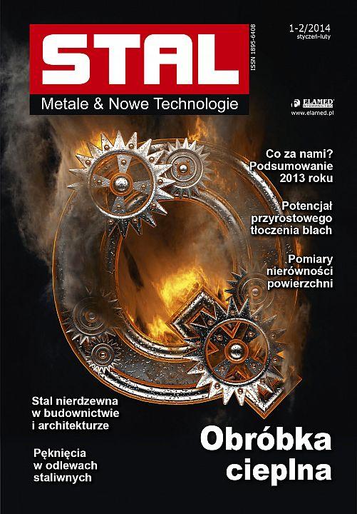 STAL Metale & Nowe Technologie wydanie nr 1-2/2014