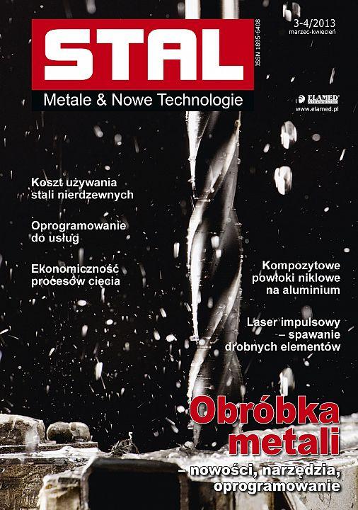 STAL Metale & Nowe Technologie wydanie nr 3-4/2013