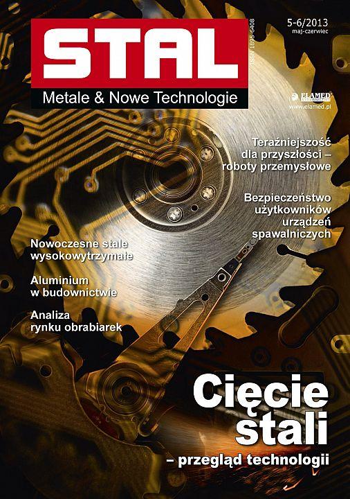 STAL Metale & Nowe Technologie wydanie nr 5-6/2013