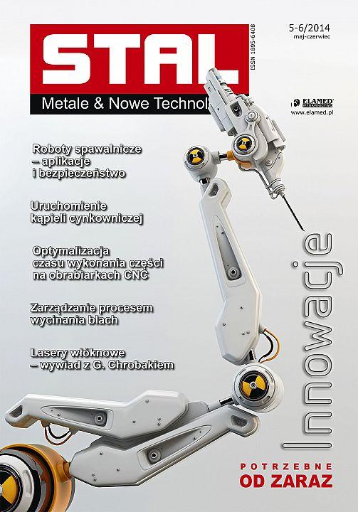 STAL Metale & Nowe Technologie wydanie nr 5-6/2014
