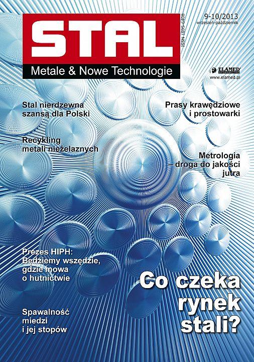 STAL Metale & Nowe Technologie wydanie nr 9-10/2013