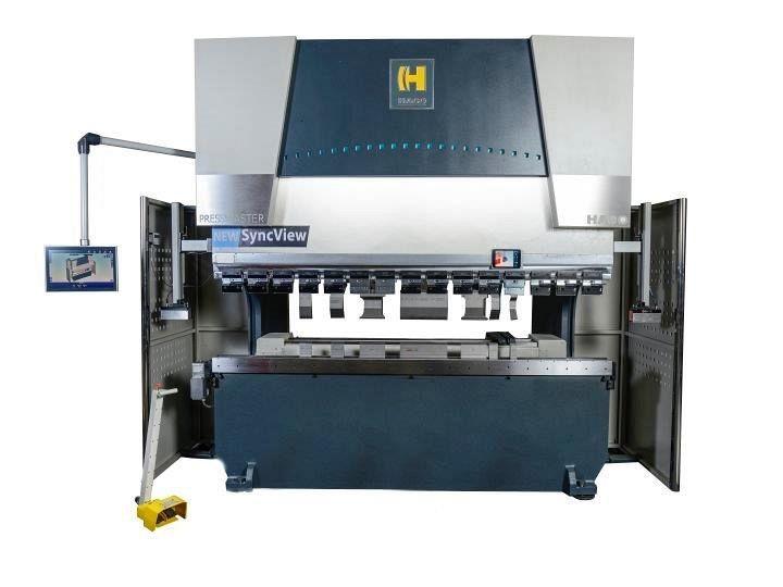 HACO Pressmaster z innowacyjnym systemem SyncView