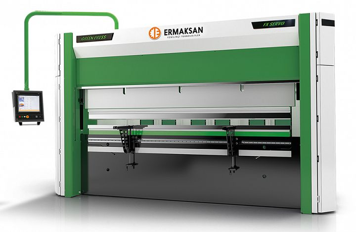 ERMAKSAN GREEN PRESS FX SERVO