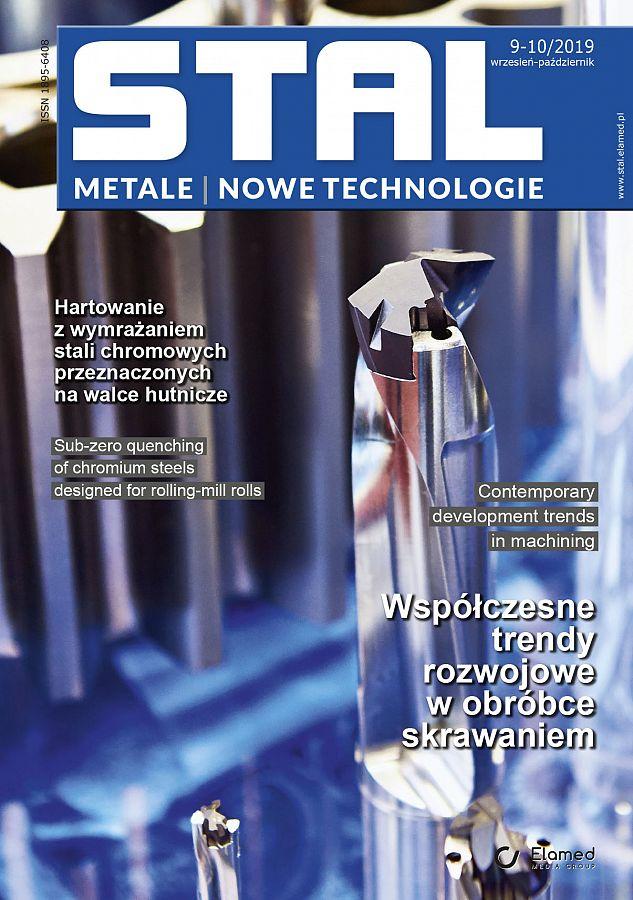 STAL Metale & Nowe Technologie wydanie nr 9-10/2019