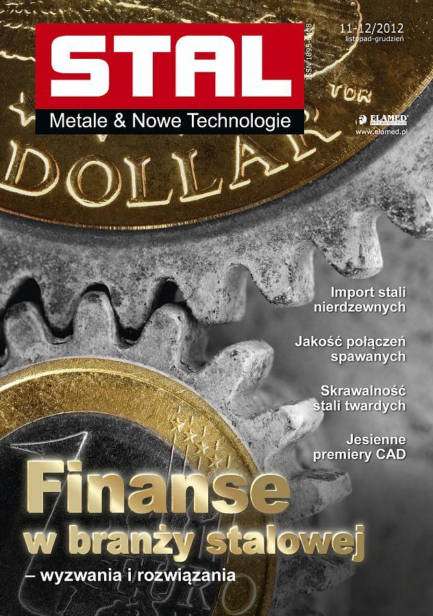 STAL Metale & Nowe Technologie wydanie nr 11-12/2012